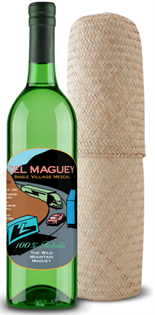 del Maguey Mezcal Tobala Single Village 750ml